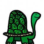 public domain turtle
